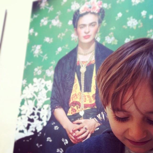 Ludovico e Frida Kahlo
