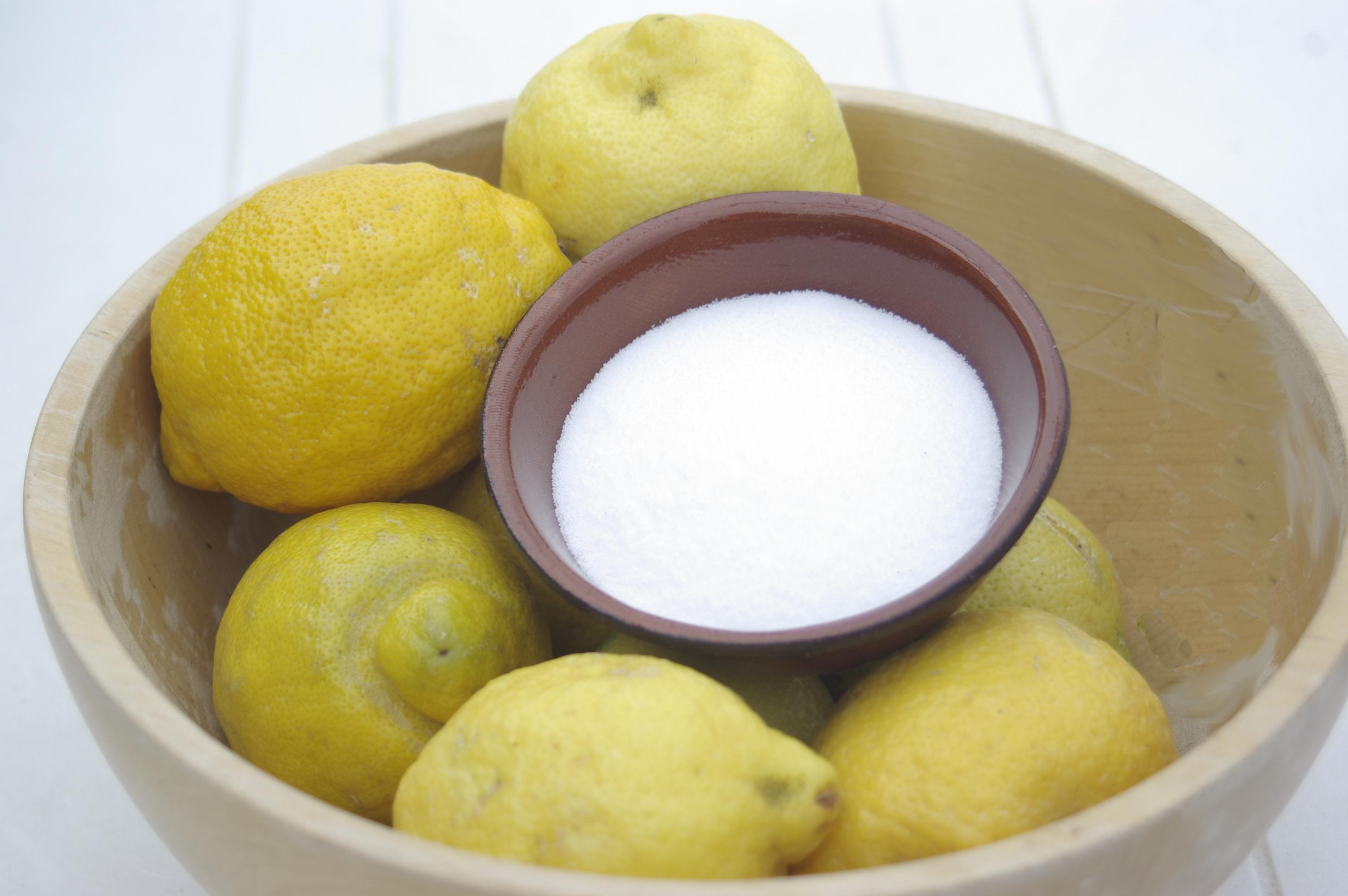 limoni anticalcare