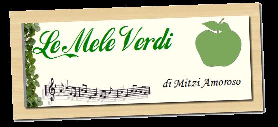 LE MELE VERDI:  il loro primo successo ( che ancora si rinnova ! ) fu il BARBAPAPA' insieme a Roberto Vecchioni.
