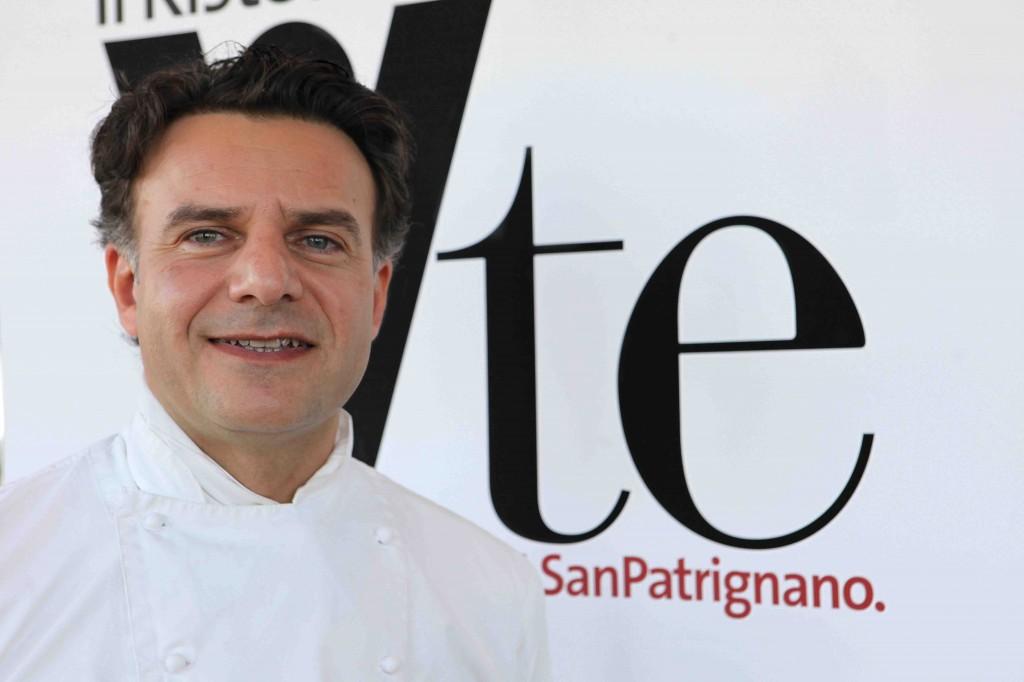 Chef Fabio Rossi