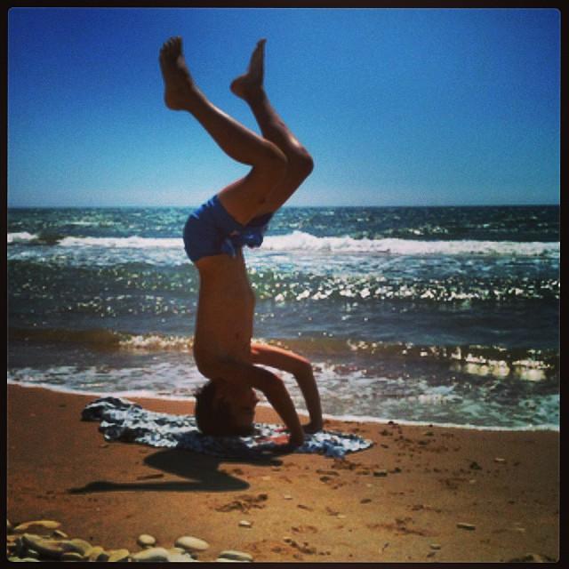 Voglio tornare al mare!