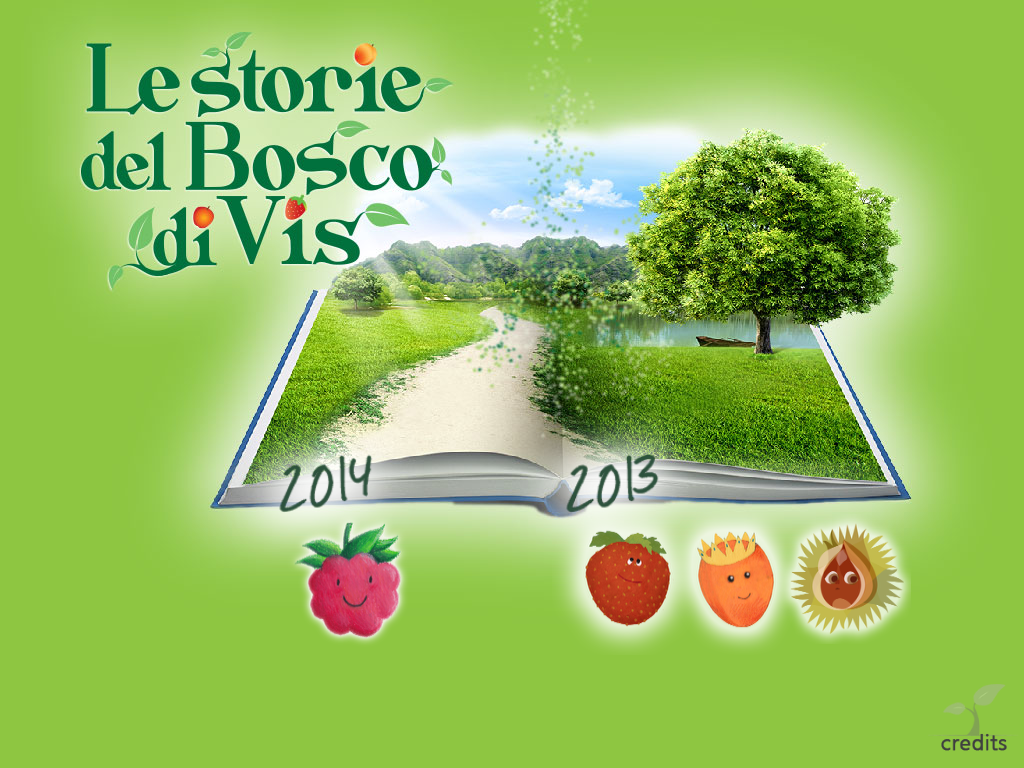 Le Storie del Bosco - Copertina