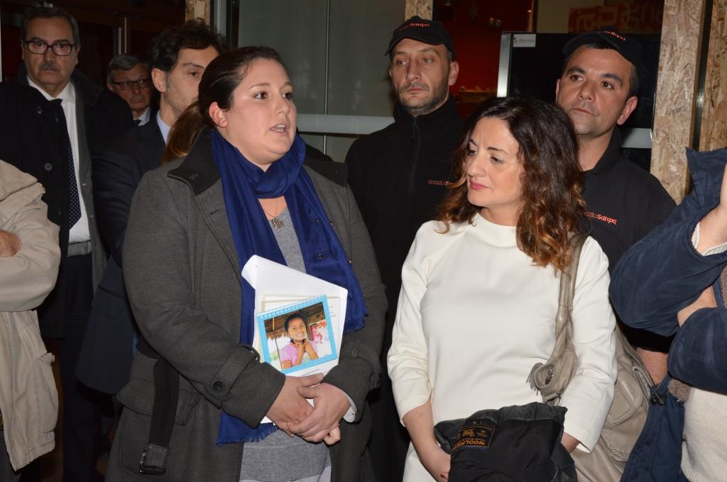 federica alderighi caporedattrice redazione roma family life