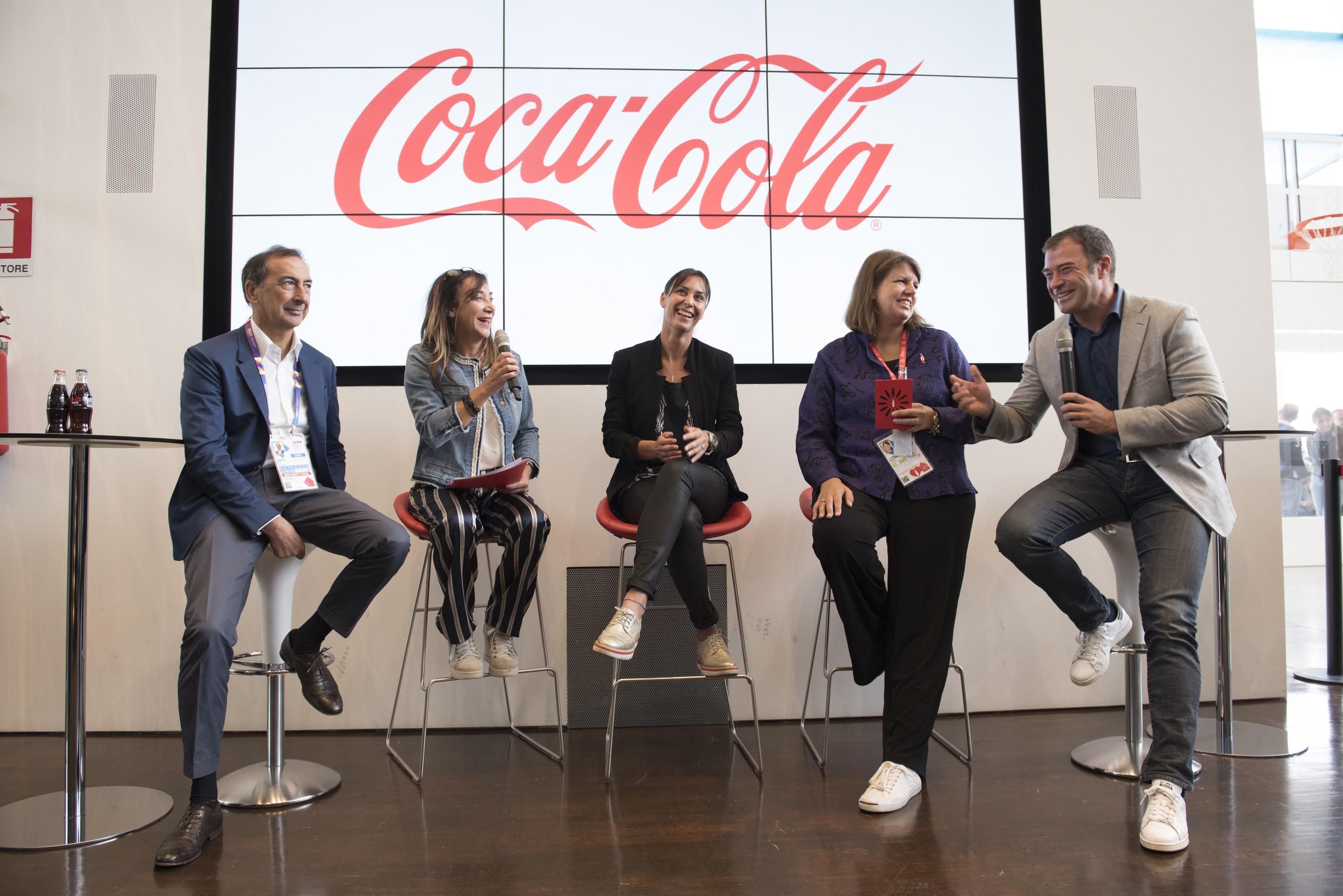 Flavia Pennetta@Padiglione Coca Cola_6