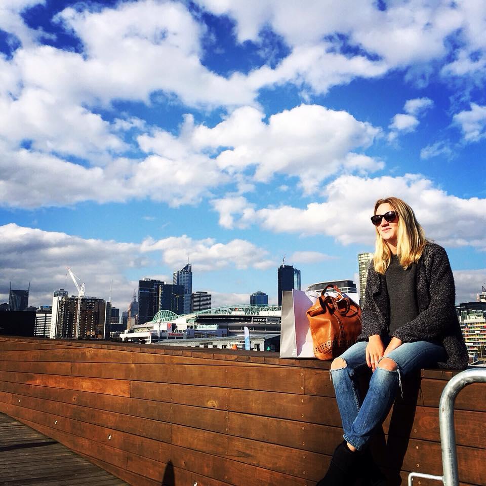 Giorgia Piras Australia