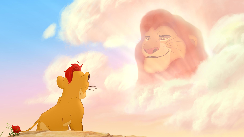 "THE LION GUARD - ""The Lion Guard: Return of the Roar"" - The epic storytelling of Disney's ""The Lion King"" continues with ""The Lion Guard: Return of the Roar,"" a primetime television movie event premiering SUNDAY, NOVEMBER 22 (7:00 p.m., ET/PT) on Disney Channel. (Disney Junior) KION, MUFASA"
